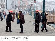 Гондольеры (2008 год). Редакционное фото, фотограф Александр / Фотобанк Лори