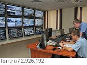 Купить «Город под контролем видеокамер», эксклюзивное фото № 2926192, снято 14 октября 2011 г. (c) Free Wind / Фотобанк Лори