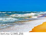 Купить «Океан. Шри Ланка», фото № 2945256, снято 12 декабря 2010 г. (c) Екатерина Овсянникова / Фотобанк Лори
