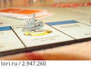 Монополия (2011 год). Редакционное фото, фотограф Дмитрий Ведешин / Фотобанк Лори
