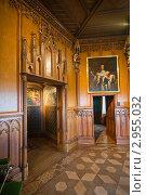 Купить «Романтический интерьер замка Германии», фото № 2955032, снято 13 апреля 2008 г. (c) Миронов Константин / Фотобанк Лори