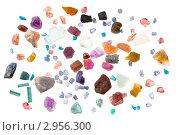 Купить «Необработанные драгоценные камни», фото № 2956300, снято 16 октября 2011 г. (c) Фрибус Екатерина / Фотобанк Лори