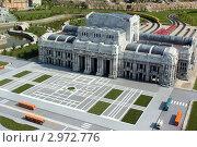 Вокзал (2011 год). Редакционное фото, фотограф Людмила Жукова / Фотобанк Лори