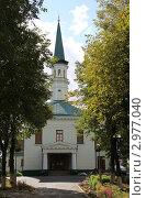 Купить «Старая мечеть в Уфе», эксклюзивное фото № 2977040, снято 22 сентября 2011 г. (c) Free Wind / Фотобанк Лори