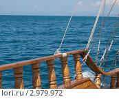 В море. Стоковое фото, фотограф Виктор Анисько / Фотобанк Лори