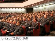 Купить «Полицейское совещание», эксклюзивное фото № 2980368, снято 28 октября 2011 г. (c) Free Wind / Фотобанк Лори