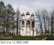 Никольский монастырь (2011 год). Редакционное фото, фотограф Владимир Заблоцкий / Фотобанк Лори