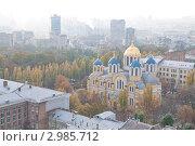 Купить «Владимирский кафедральный собор, Киев», фото № 2985712, снято 23 ноября 2011 г. (c) Sea Wave / Фотобанк Лори