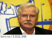 Сергей Никоненко (2011 год). Редакционное фото, фотограф виктор антонов / Фотобанк Лори