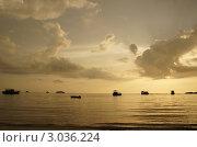 Морской пейзаж (2010 год). Стоковое фото, фотограф Сергей Воронин / Фотобанк Лори