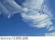 Уходит в небо. Стоковое фото, фотограф Igor5 / Фотобанк Лори
