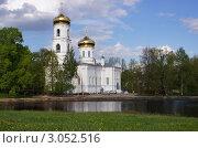 Богоявленский собор. Стоковое фото, фотограф Сергей Воронин / Фотобанк Лори
