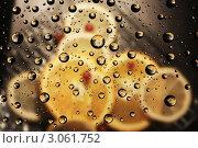 Фруктовая свежесть. Стоковое фото, фотограф Юлия Нигматова / Фотобанк Лори