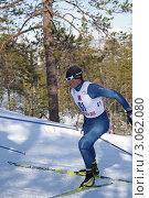 Купить «Чемпионат России по лыжным гонкам», фото № 3062080, снято 12 апреля 2009 г. (c) Кузнецов Дмитрий / Фотобанк Лори