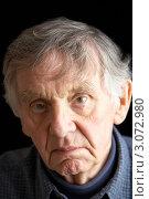 Купить «Портрет пожилого мужчины», фото № 3072980, снято 21 февраля 2008 г. (c) Monkey Business Images / Фотобанк Лори