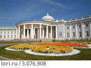 Купить «Институт Склифосовского, Москва», фото № 3076908, снято 5 сентября 2007 г. (c) Юлий Шик / Фотобанк Лори