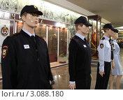 Купить «Новая форма полиции», эксклюзивное фото № 3088180, снято 28 октября 2011 г. (c) Free Wind / Фотобанк Лори