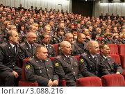 Купить «Полицейское собрание», эксклюзивное фото № 3088216, снято 28 октября 2011 г. (c) Free Wind / Фотобанк Лори