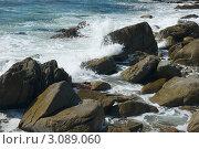Прибрежный пейзаж. Стоковое фото, фотограф Александронец Олеся / Фотобанк Лори