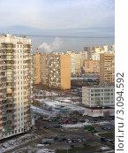 Москва. Виды города. Район Новокосино (2011 год). Стоковое фото, фотограф lana1501 / Фотобанк Лори