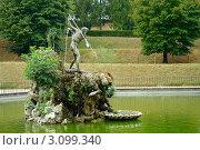 Купить «Флоренция, фонтан Нептун в садах Боболи», фото № 3099340, снято 18 сентября 2011 г. (c) Ольга Остроухова / Фотобанк Лори