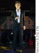 Купить «Певец Прохор Шаляпин», эксклюзивное фото № 3112176, снято 18 июня 2010 г. (c) Андрей Дегтярёв / Фотобанк Лори