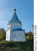 Купить «Муром. Космодемьянская церковь», фото № 3141656, снято 25 сентября 2010 г. (c) Олег Тыщенко / Фотобанк Лори