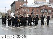 Торжественное шествие (2011 год). Редакционное фото, фотограф Быкова Екатерина / Фотобанк Лори