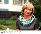 Актриса Ольга Прокофьева (2011 год). Редакционное фото, фотограф Андрей Леонидов / Фотобанк Лори