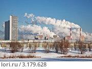 Купить «Зимняя Москва. Северное Измайлово», фото № 3179628, снято 25 января 2012 г. (c) Наталья Волкова / Фотобанк Лори