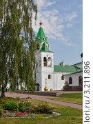 Колокольня Покровской церкви. 17 век. Муром. (2010 год). Стоковое фото, фотограф Горская Анна / Фотобанк Лори