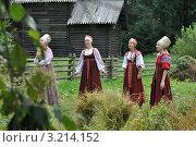 Русский народный праздник (2011 год). Редакционное фото, фотограф Иван Травяников-Диденко / Фотобанк Лори