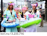Карнавал (2011 год). Редакционное фото, фотограф Перевалова Ольга Геннадьевна / Фотобанк Лори