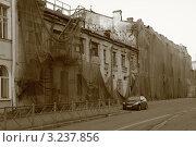 Купить «Забытый центр города», фото № 3237856, снято 23 мая 2011 г. (c) Анна Ткачева / Фотобанк Лори