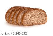 Несколько кусочков хлеба. Стоковое фото, фотограф Сергей Илясов / Фотобанк Лори