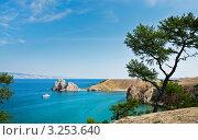 Купить «Байкал. Лето на острове Ольхон», фото № 3253640, снято 13 июня 2009 г. (c) Виктория Катьянова / Фотобанк Лори