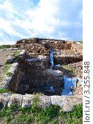 Археологические раскопки. Стоковое фото, фотограф Любовь Лапухина / Фотобанк Лори