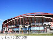 Стадион футбольного клуба  Бенфика Лиссабон Португалия (2012 год). Редакционное фото, фотограф киров николай / Фотобанк Лори