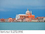 Венеция. Церковь Спасителя (Santissimo Redentore) (2010 год). Стоковое фото, фотограф Sergey Borisov / Фотобанк Лори