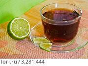 Купить «Чай», фото № 3281444, снято 12 февраля 2012 г. (c) Липатова Ольга / Фотобанк Лори