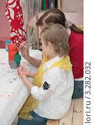 Купить «Творим вместе», эксклюзивное фото № 3282032, снято 23 мая 2008 г. (c) Ivan I. Karpovich / Фотобанк Лори