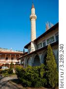 Старая мечеть, ханский дворец, Бахчисарай (2008 год). Стоковое фото, фотограф Sviatoslav Homiakov / Фотобанк Лори