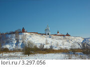 Монастырь. Стоковое фото, фотограф Андрей Пех / Фотобанк Лори