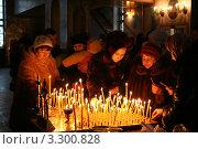 Рождество (2007 год). Редакционное фото, фотограф Сергей Завражных / Фотобанк Лори