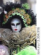 Купить «Венеция. Зима 2012. Карнавал», фото № 3304916, снято 12 февраля 2012 г. (c) Татьяна Лата / Фотобанк Лори