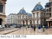 Купить «Ратуша. Лион. Франция», фото № 3308116, снято 24 февраля 2012 г. (c) E. O. / Фотобанк Лори