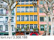 Купить «Городской пейзаж. Лион. Франция», фото № 3308188, снято 25 февраля 2012 г. (c) Екатерина Овсянникова / Фотобанк Лори