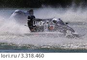 Чемпионат мира в гонках катеров Формула 1 (U.I.M.F1H2O WORLD CHAMPIONSHIP) (2011 год). Редакционное фото, фотограф Чубатов Андрей Влладимирович / Фотобанк Лори