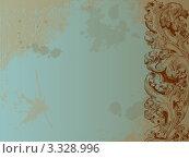 Фон  в винтажном стиле. Стоковая иллюстрация, иллюстратор Воробьева Надежда / Фотобанк Лори