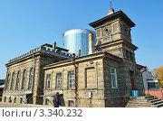 Купить «Мусульманская мечеть в Иркутске», фото № 3340232, снято 23 сентября 2011 г. (c) Юлия Батурина / Фотобанк Лори